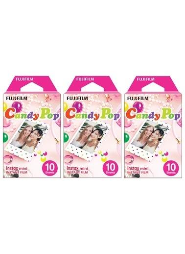 Instax Instax Mini Candy Pop 10X3 Film Seti Renkli